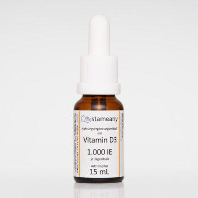 Vitamin D3 Histameany